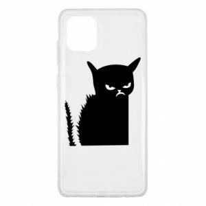Etui na Samsung Note 10 Lite Zły kot