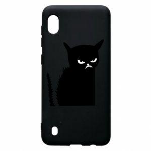 Etui na Samsung A10 Zły kot