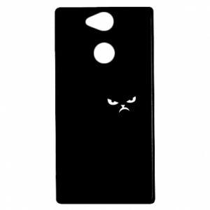 Etui na Sony Xperia XA2 Zły kot
