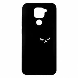 Etui na Xiaomi Redmi Note 9/Redmi 10X Zły kot