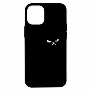 Etui na iPhone 12 Mini Zły kot