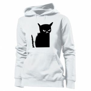 Bluza damska Zły kot