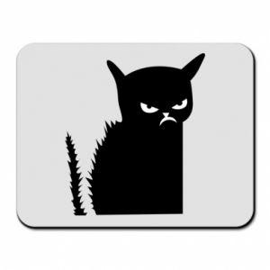 Podkładka pod mysz Zły kot