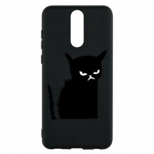 Etui na Huawei Mate 10 Lite Zły kot