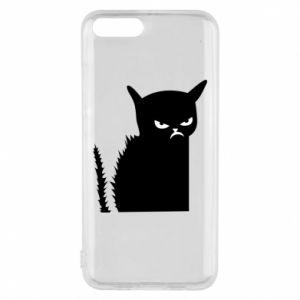 Etui na Xiaomi Mi6 Zły kot