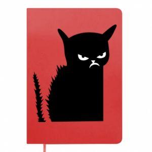 Notes Zły kot