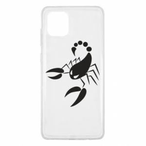 Etui na Samsung Note 10 Lite Zły skorpion