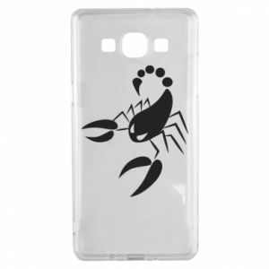 Etui na Samsung A5 2015 Zły skorpion