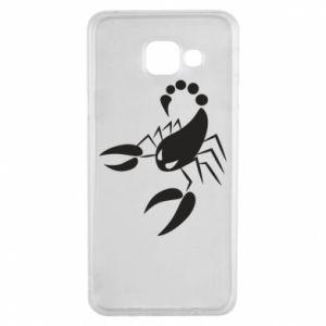 Etui na Samsung A3 2016 Zły skorpion