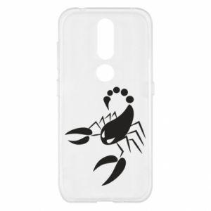 Etui na Nokia 4.2 Zły skorpion