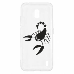 Etui na Nokia 2.2 Zły skorpion
