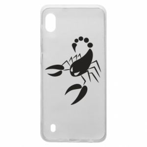 Etui na Samsung A10 Zły skorpion
