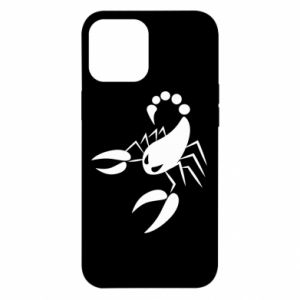 Etui na iPhone 12 Pro Max Zły skorpion