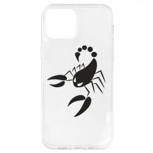 Etui na iPhone 12/12 Pro Zły skorpion