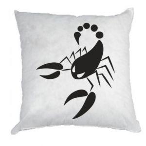 Poduszka Zły skorpion - PrintSalon