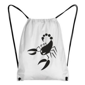 Backpack-bag Angry scorpion