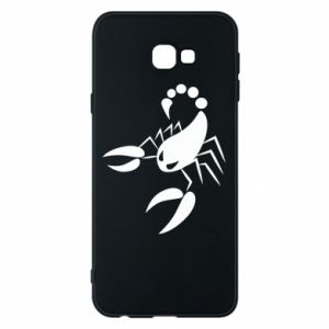 Etui na Samsung J4 Plus 2018 Zły skorpion