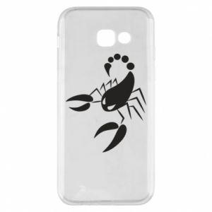 Etui na Samsung A5 2017 Zły skorpion