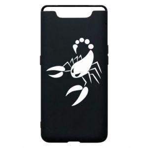 Etui na Samsung A80 Zły skorpion