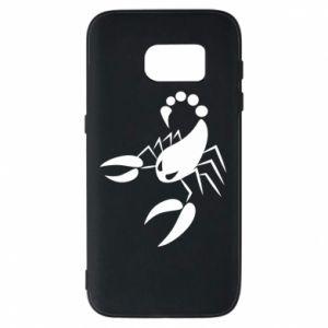 Etui na Samsung S7 Zły skorpion