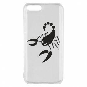 Etui na Xiaomi Mi6 Zły skorpion