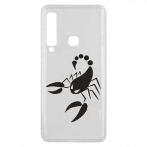 Etui na Samsung A9 2018 Zły skorpion