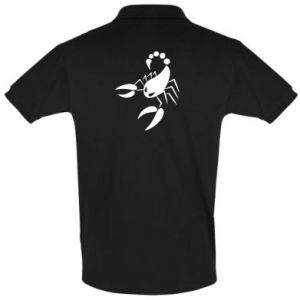 Koszulka Polo Zły skorpion