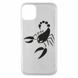 Etui na iPhone 11 Pro Zły skorpion