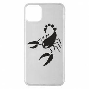 Etui na iPhone 11 Pro Max Zły skorpion