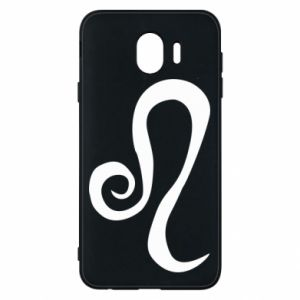 Phone case for Samsung J4 Leo sign