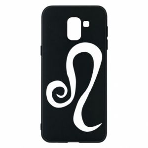 Phone case for Samsung J6 Leo sign