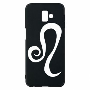 Phone case for Samsung J6 Plus 2018 Leo sign