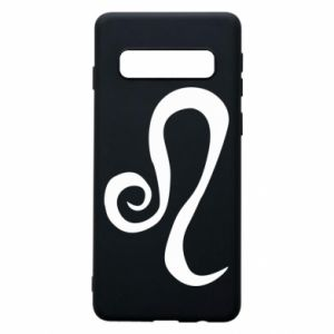 Phone case for Samsung S10 Leo sign