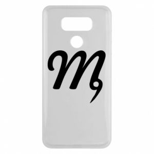 LG G6 Case Virgo sign