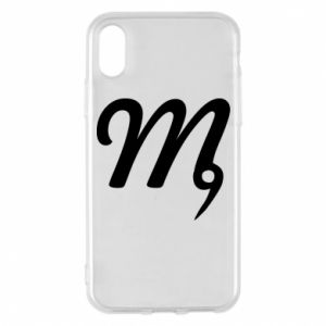 iPhone X/Xs Case Virgo sign