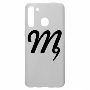 Samsung A21 Case Virgo sign