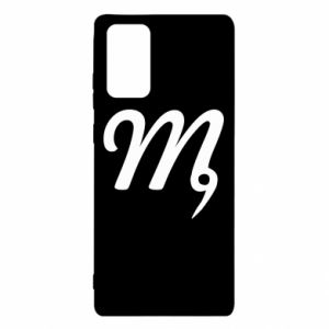 Samsung Note 20 Case Virgo sign
