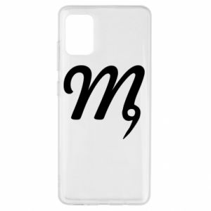 Samsung A51 Case Virgo sign