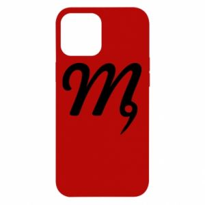 iPhone 12 Pro Max Case Virgo sign