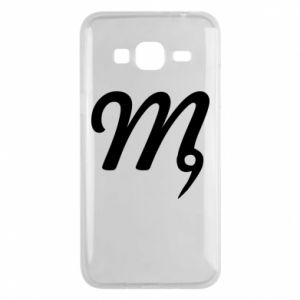 Samsung J3 2016 Case Virgo sign