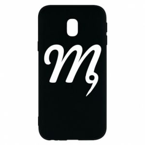 Samsung J3 2017 Case Virgo sign