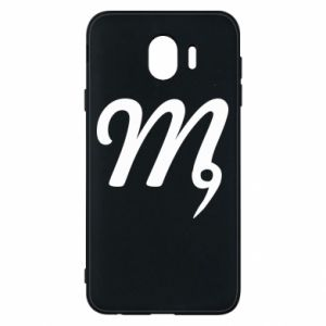 Samsung J4 Case Virgo sign