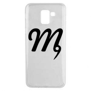 Samsung J6 Case Virgo sign