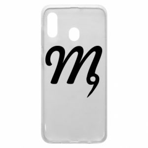Samsung A30 Case Virgo sign