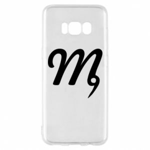 Samsung S8 Case Virgo sign