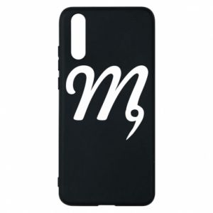 Huawei P20 Case Virgo sign