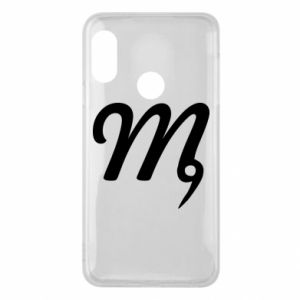 Mi A2 Lite Case Virgo sign