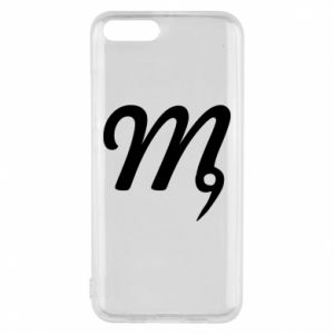 Xiaomi Mi6 Case Virgo sign
