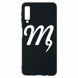 Samsung A7 2018 Case Virgo sign