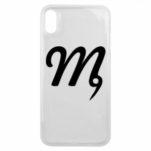 iPhone Xs Max Case Virgo sign